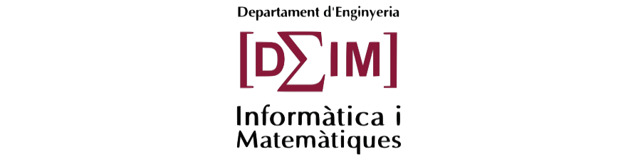 Dept. Computer Engineering and Mathematics. Rovira i Virgili University